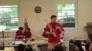 Musical Instrument Petting Zoo @ Wayland Art Center | Wayland | Massachusetts | United States