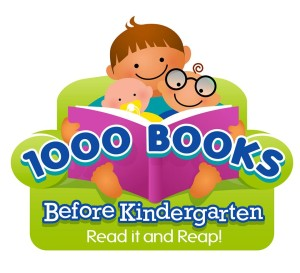 1000 Books Before Kindergarten @  |  |