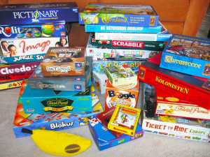 Drop-in Board Games @  |  |