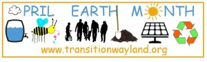 Transition Wayland Earth Month Solar Open Houses