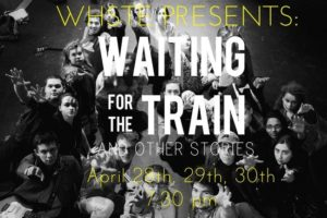 Waiting for the Train and other stories @ Wayland High School | Wayland | Massachusetts | United States