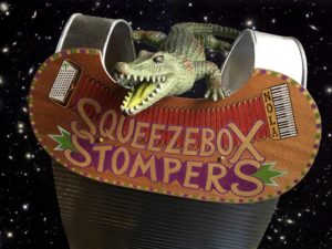 Weston Concerts on the Town Green: Squeezebox Stompers @ Weston Town Green