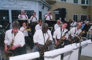 Weston Concerts on the Town Green: Tom Nutile Big Band @ Weston Town Green