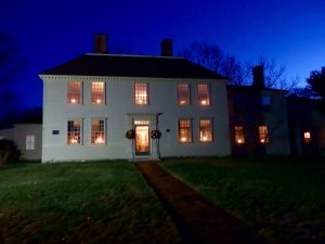 Holiday Open House at Golden Ball Tavern Museum @ Golden Ball Tavern Musuem | Weston | Massachusetts | United States