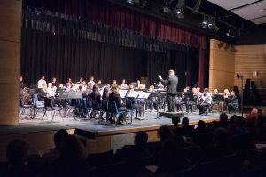Winter Band Concert @ Wayland High School (Main Stage) | Wayland | Massachusetts | United States