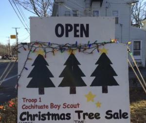 2016 Annual Christmas Tree Sales - Support Wayland Troop 1 @ United Methodist Churh | Wayland | Massachusetts | United States