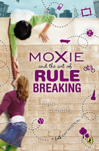 Book Discussion: Moxie and the Art of Rule Breaking @ Wayland Library | Wayland | Massachusetts | United States