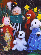 Sparky's Puppets: Old Favorites @ Wayland Library | Wayland | Massachusetts | United States
