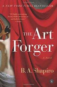 Wayland Reads Book Discussion: The Art Forger @ Wayland Library | Wayland | Massachusetts | United States