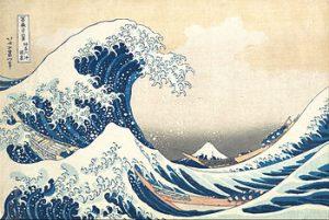 Maker Lab: Paint a Great Wave @ Wayland Library | Wayland | Massachusetts | United States