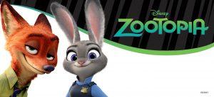 Wellesley Summer Movie Series: Zootopia @ Wellesley Town Hall | Wellesley | Massachusetts | United States