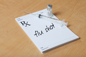 Community Flu Clinic @ Wayland Town Buyilding
