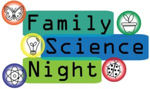 Family Science Night @ Wayland Middle School