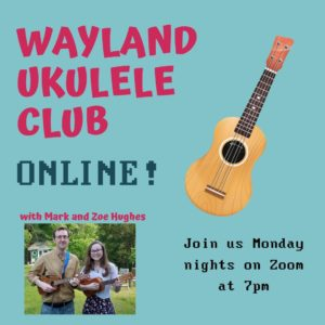 Ukulele Club Holiday Edition ONLINE