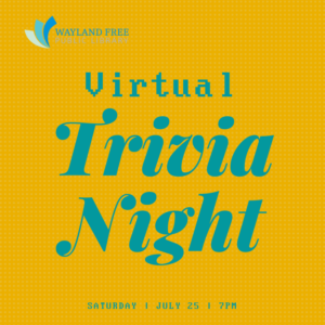 (Virtual) Trivia Night