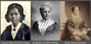 Everything to Gain and Nothing to Lose: African American Women in Boston's Suffrage Movement