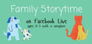 FB Live Family Storytime