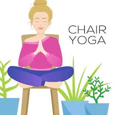 Chair Yoga Session with Nancy Wind