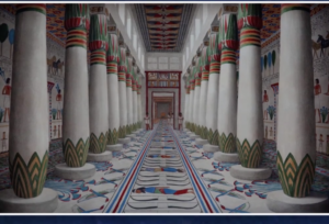 Great Courses: The Architecture of Power: Great Palaces of the Ancient World @ Zoom