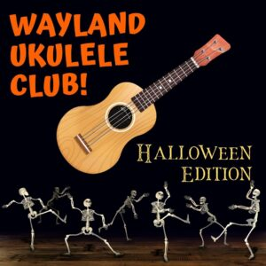 Ukulele Club Halloween Edition