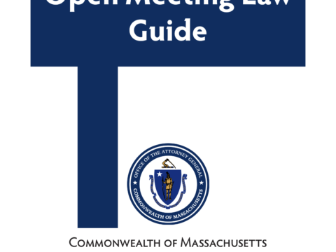 MA Open Meeting Law