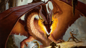 Dungeons & Dragons Club for Teens