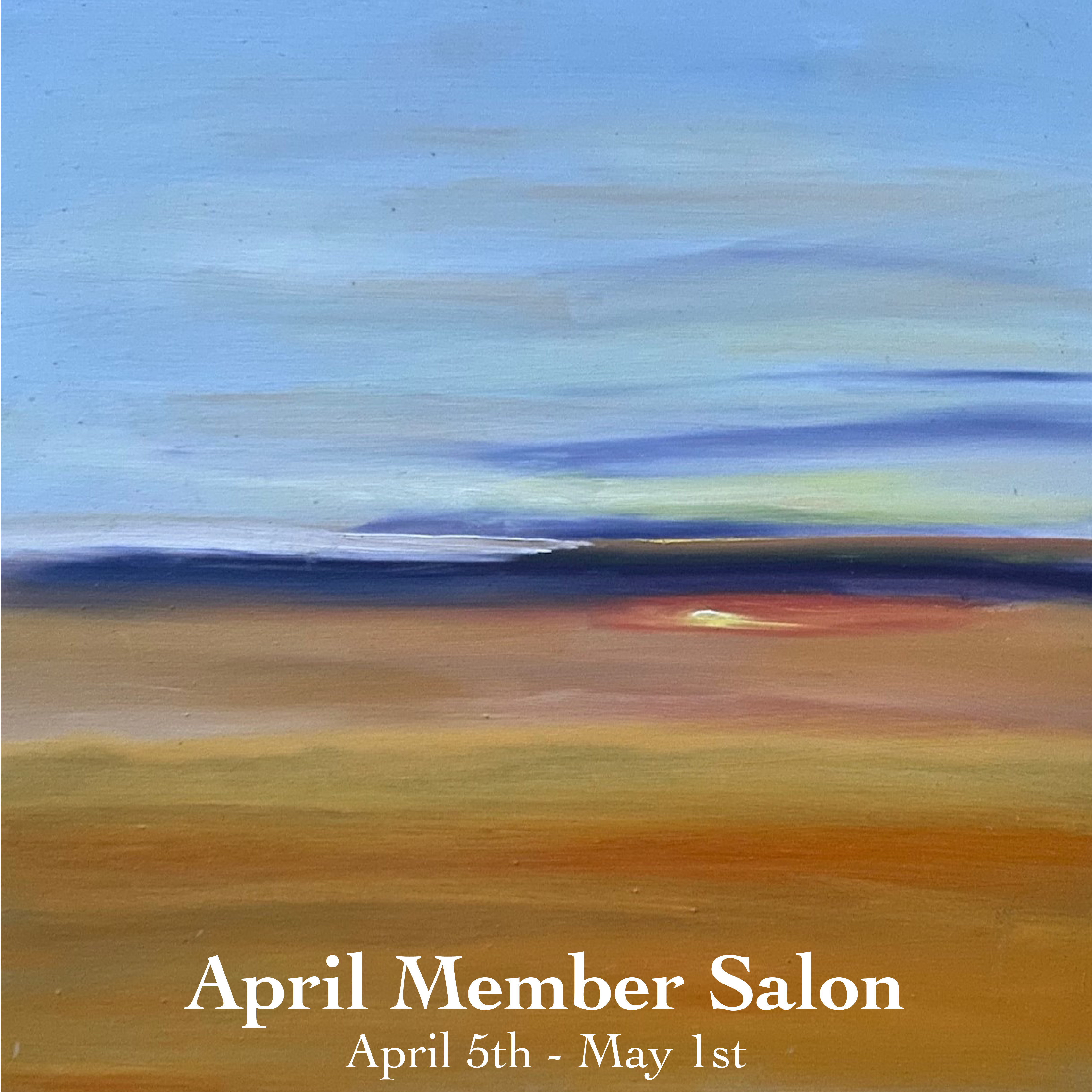 April Member Salon at the W Gallery