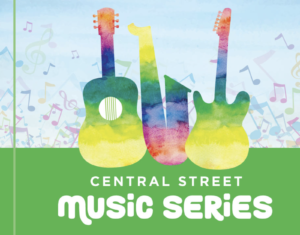 Central Street Music Series: Momentum @ Central Park (by the Post Office)