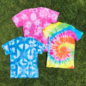Tie Dye Techniques for Teens @ Wayland LIbrary